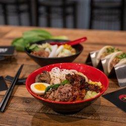 Noodle Station | Bowls, Bao & Beer