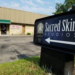 Sacred Skin Studios