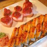 Volcanic Sushi + Sake