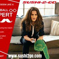 Sushi-2-Go University