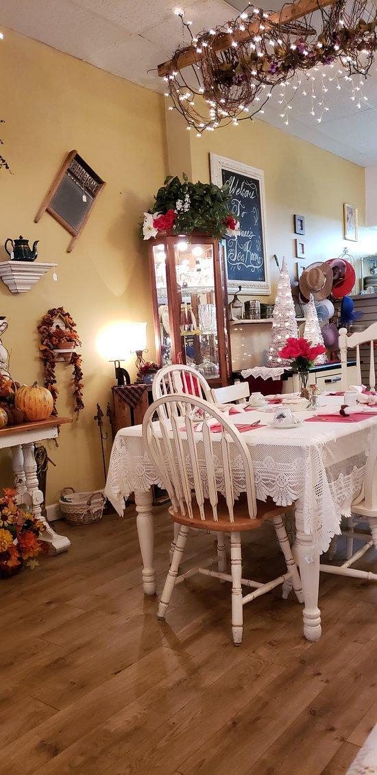 Diane's Creations & Tea Room