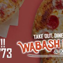 Wabash pizzeria and ice cream company