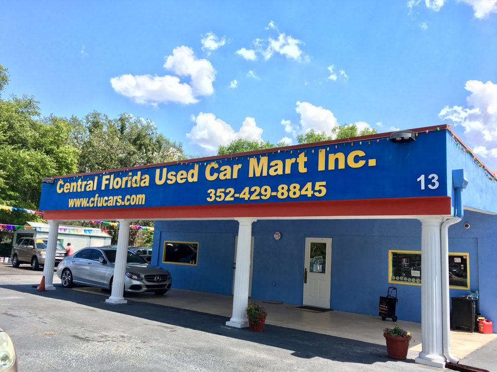 Central Florida Used Car Mart Inc. 13 W Myers Blvd, Mascotte