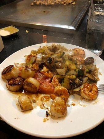 Fujiyama Japanese Seafood and Steak