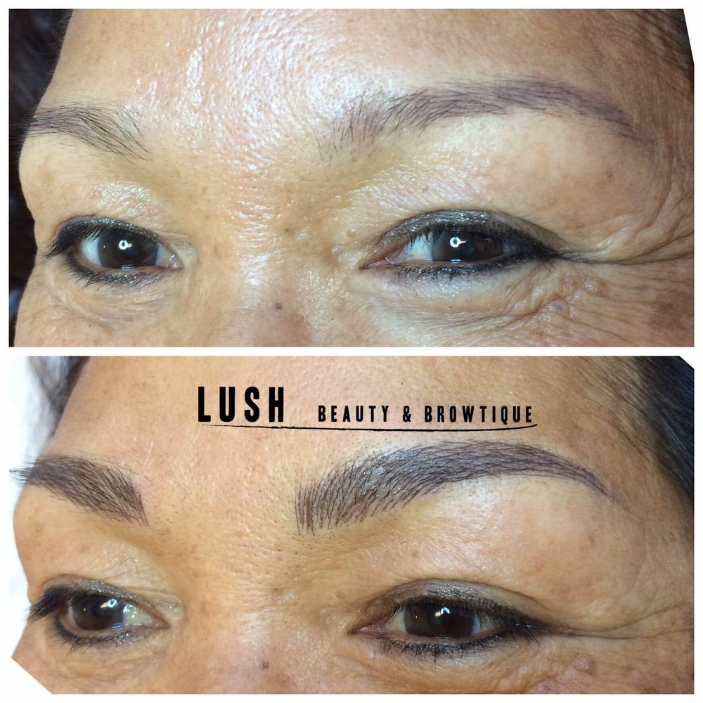 Lush Beauty and Browtique
