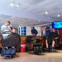 Downtown's Finest Barber Shop - Tattoo and Piercing Shop.