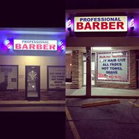Professional Barber