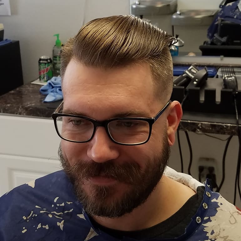 Powell's Barber Shop
