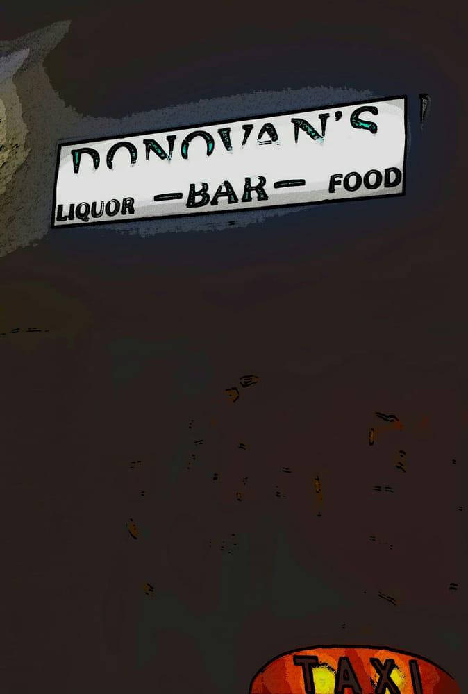 Donovan's Bar & Grill Inc