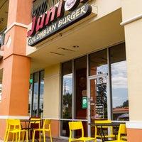 Junior Colombian Burger - South Kirkman Road
