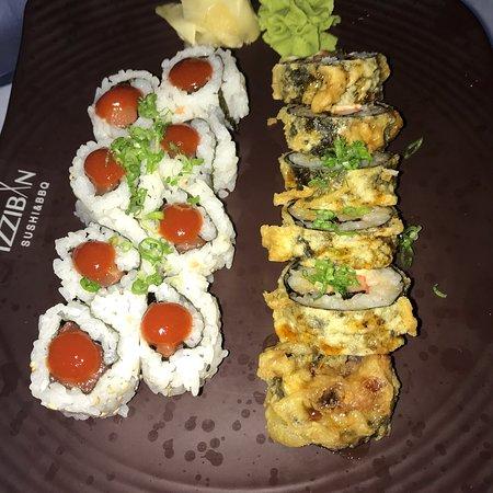 Izziban Sushi & BBQ