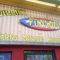 Willies Pinchos in Orlando