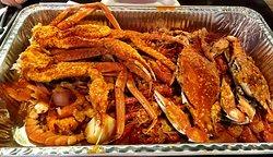 King Cajun Crawfish