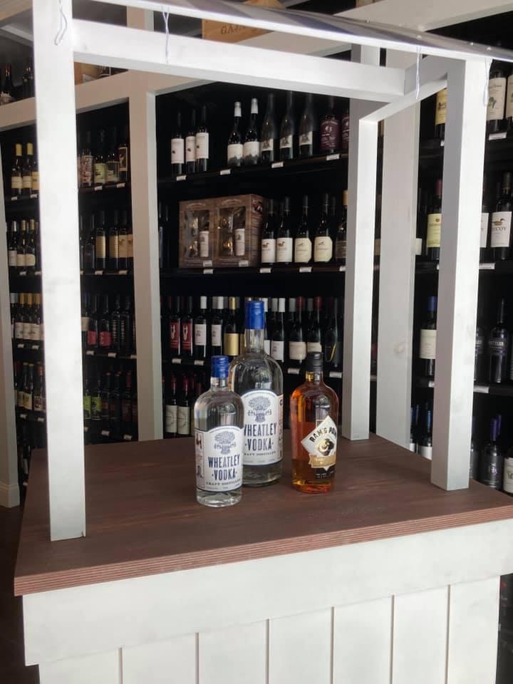 The Liquor Library and Wine Market 131 N Orange Ave #102, Orlando