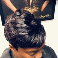 Beauty Shop Salon Specializing In African American Hair, Braids, Black Hair Stylist, Extensions ,