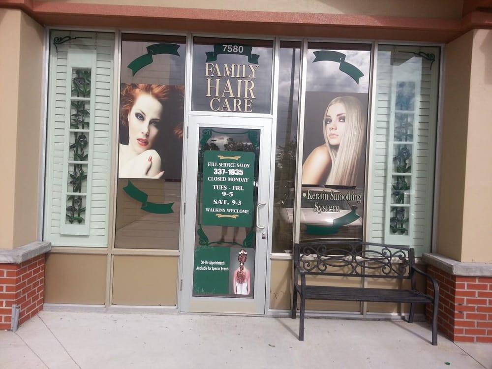 family hair care