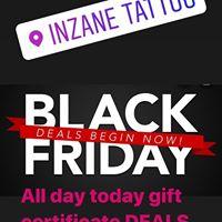 Inzane tattoo