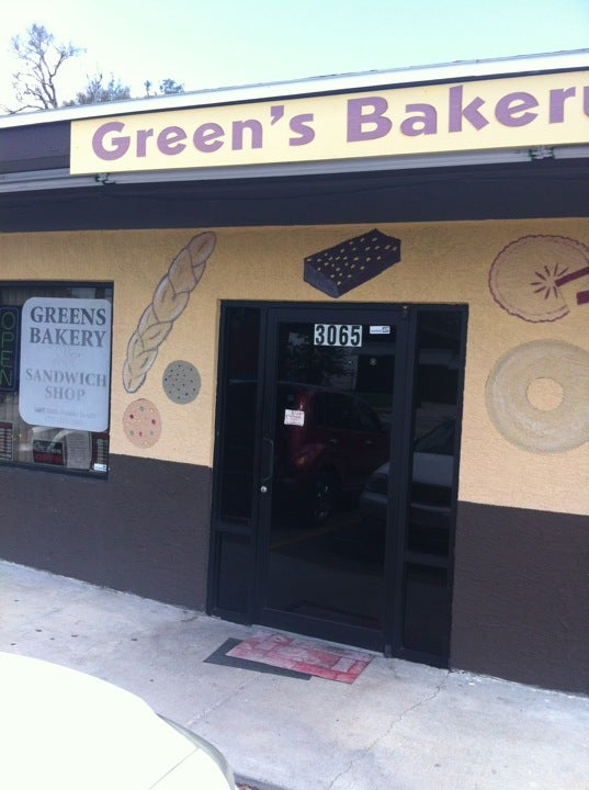 Green's Bakery & Sandwich Shop 3065 18th Ave S, St. Petersburg