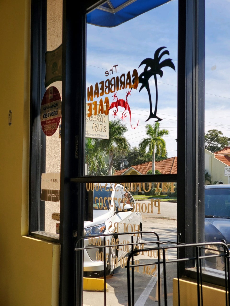 Caribbean Cafe 4801 Central Ave, St. Petersburg