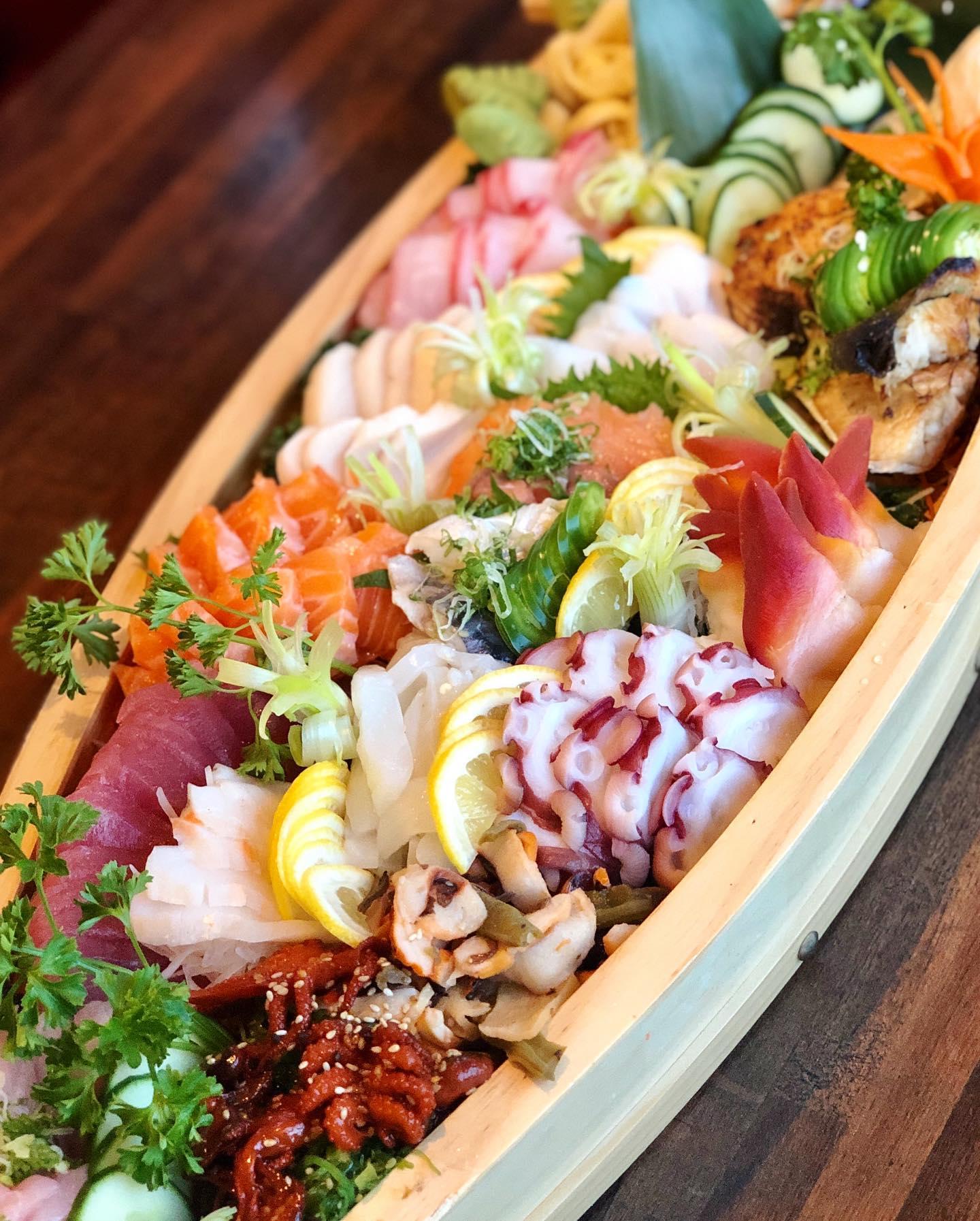 Oishi Sushi & Japanese Steak House 5800 34th St N, St. Petersburg