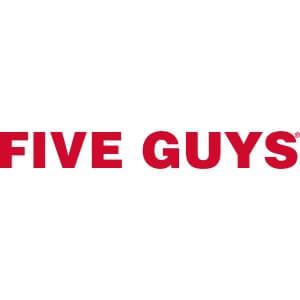 Five Guys 2201 Tyrone Blvd N, St. Petersburg