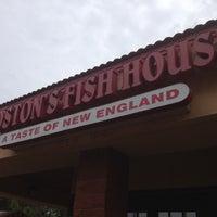 Boston's Fish House
