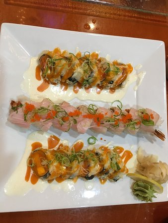 Little Tokyo Sushi & Grill