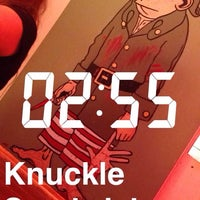 Knuckle Sandwiches