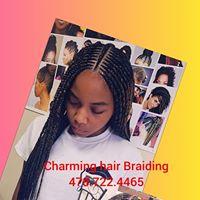 Charming African Hair Braiding