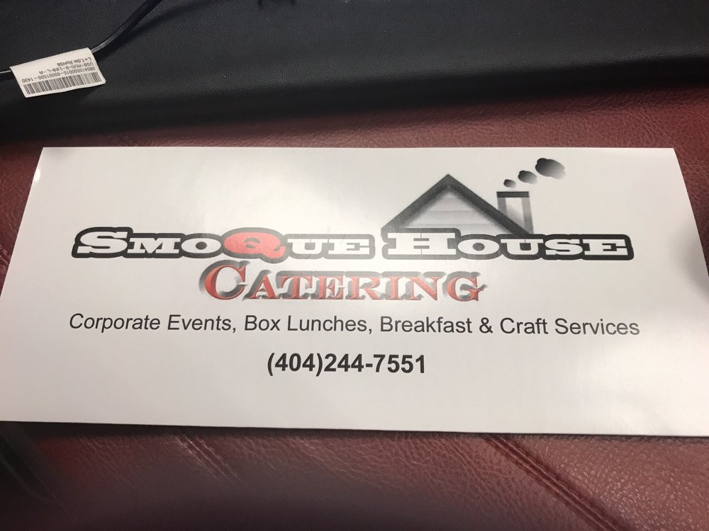 Smoque House Catering & Grill