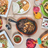 Cuernavaca Grill Mexican Restaurant