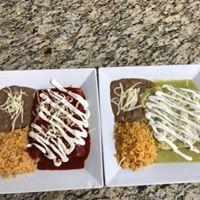 2 Spicy Burritos