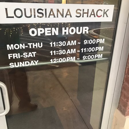 Louisiana Shack