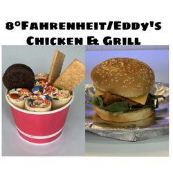 8 Fahrenheit/Eddy's Chicken & Grill (Halal)