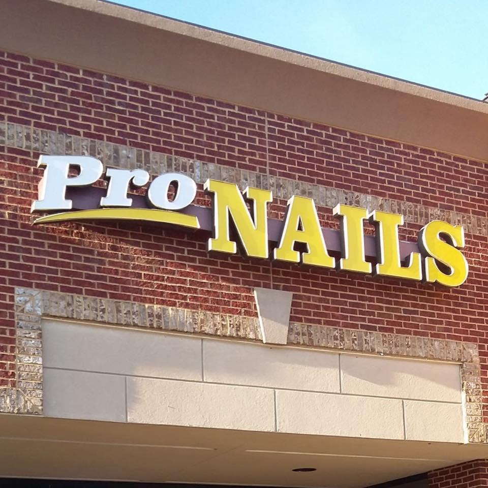 Pro Nails 6255 Zebulon Rd #360, Macon