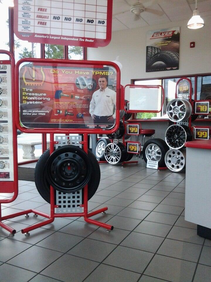 Discount Tire 4534 Log Cabin Dr, Macon