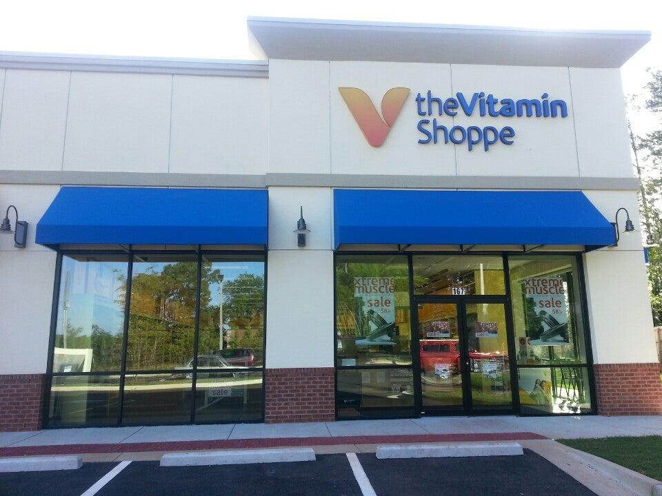 Vitamin Shoppe 167 Gateway Dr, Macon