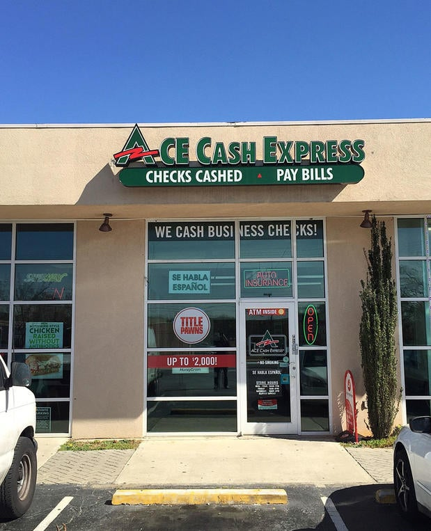 ACE Cash Express 603 South Marietta Pkwy SE #101, Marietta