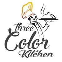 Three Color Asian Kitchen