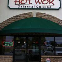 Hot Wok Asian Cuisine Marietta