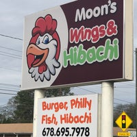 Moon's Wings & Hibachi