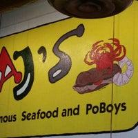 A J's Famous Seafood & PO Boys