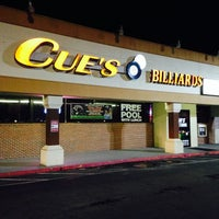 Cue's Billiards