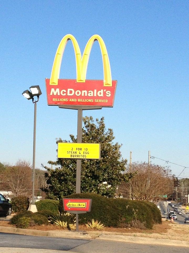 McDonald's Marietta