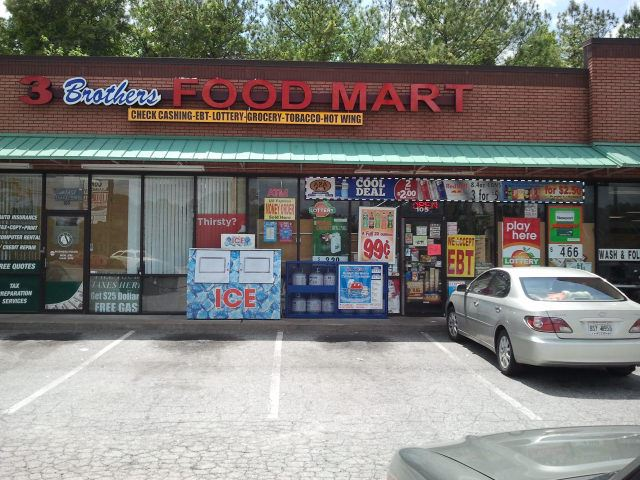 Food Mart Marietta