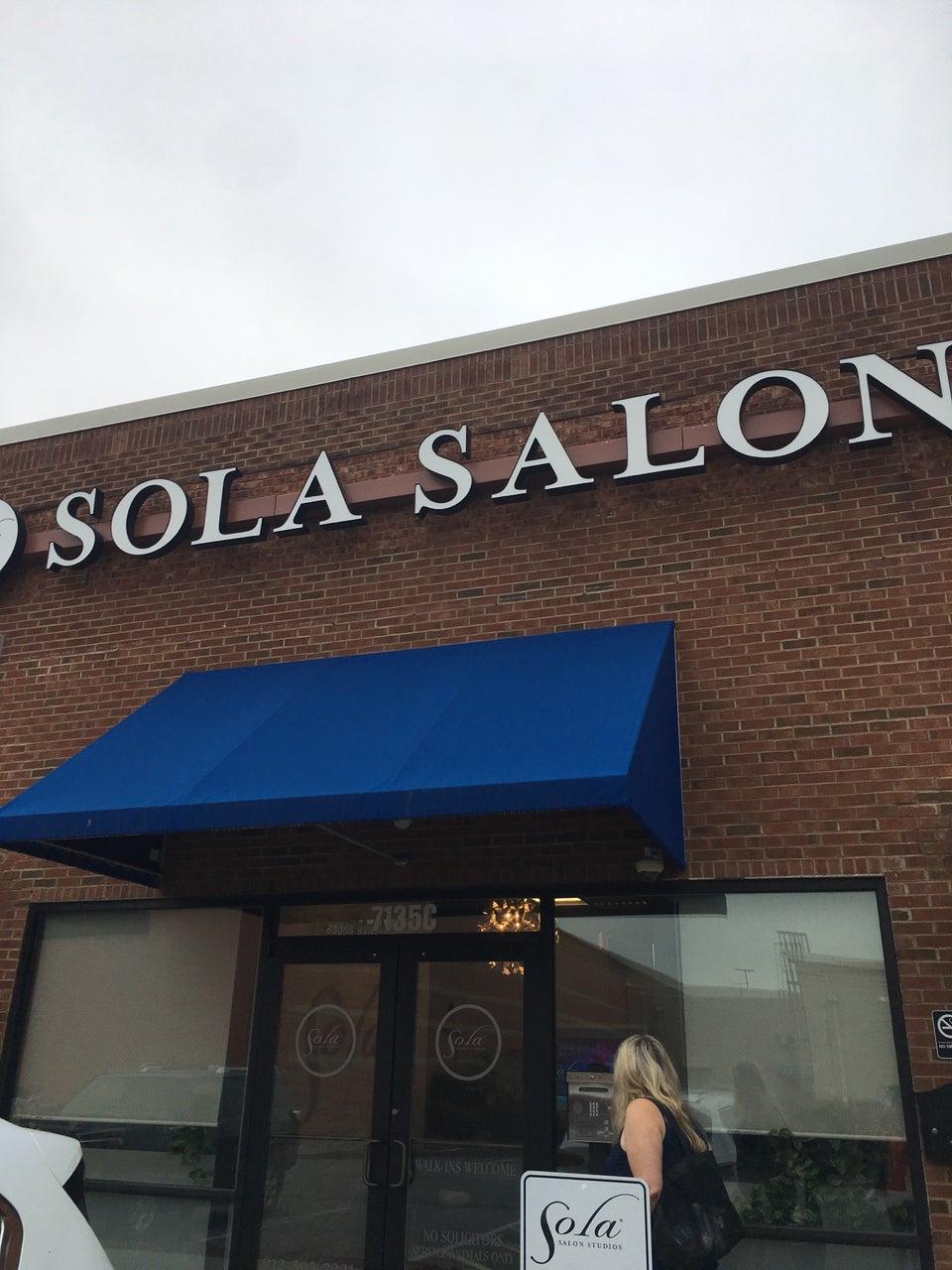 Sola Salon 7135 Hodgson Memorial Dr Unit C, Savannah