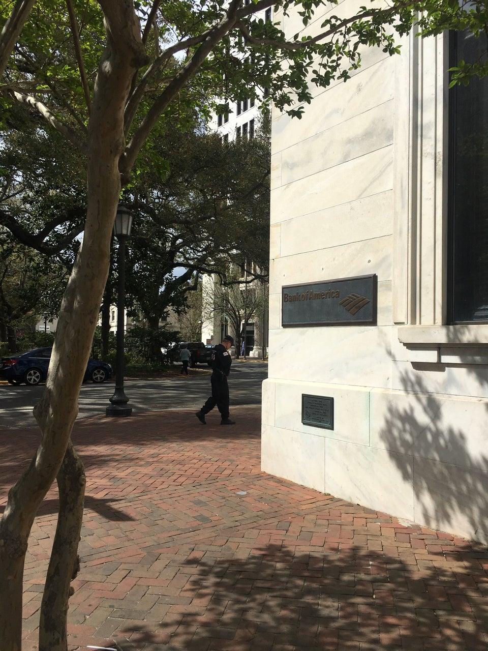 Bank of America Savannah