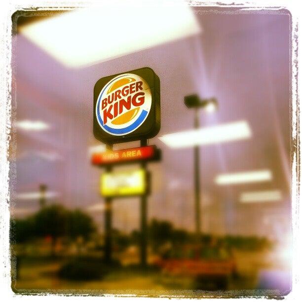 Burger King Savannah