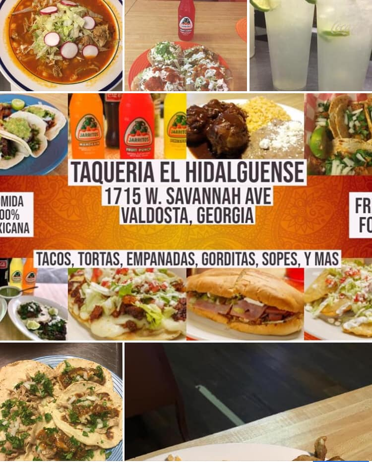 Valdosta Ga Restaurants Open For Takeout Curbside Service And Or Delivery Restaurantji