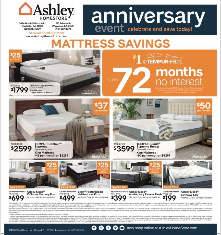 Ashley Furniture HomeStore 3424 N Valdosta Rd, Valdosta